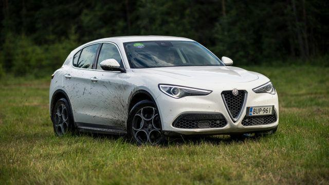 Koeajo: Alfa Romeo Stelvio – ilahduttavan italialainen