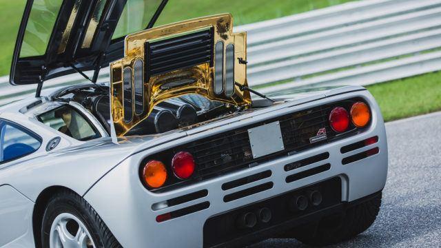 McLaren F1 Bonhams