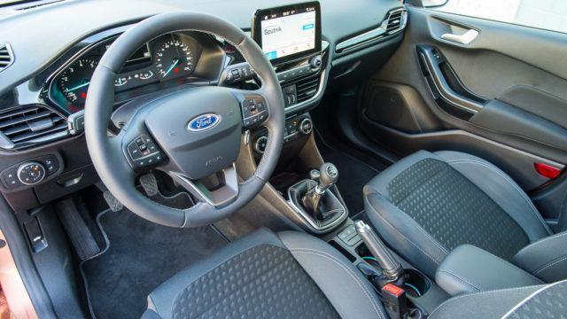 Ford Fiesta 1.0 EcoBoost 100 hv