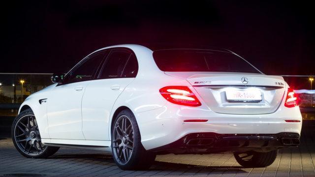 Mercedes-AMG E 63s 4Matic+