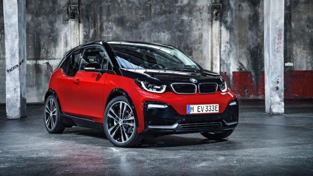 BMW i3 facelift BMW i3s