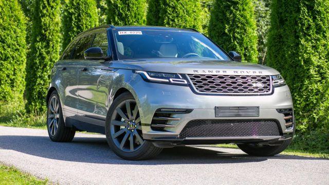 Maistiainen: Velar – Range Rover -perheen neljäs