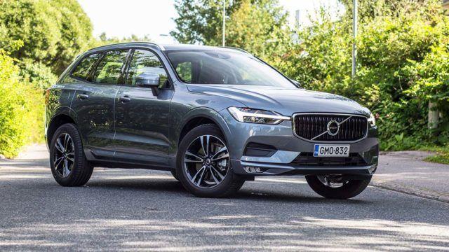 Koeajo: ytimekäs ylistyslaulu – Volvo XC60 D4 AWD Business aut