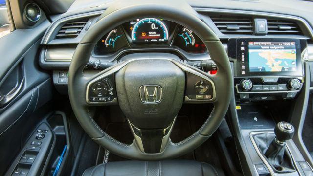 parivertailu Civic i30