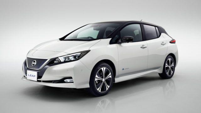 Nissan Leaf 2017 >> Suosikkisahkoauton Toinen Painos Taysin Uusi Nissan Leaf