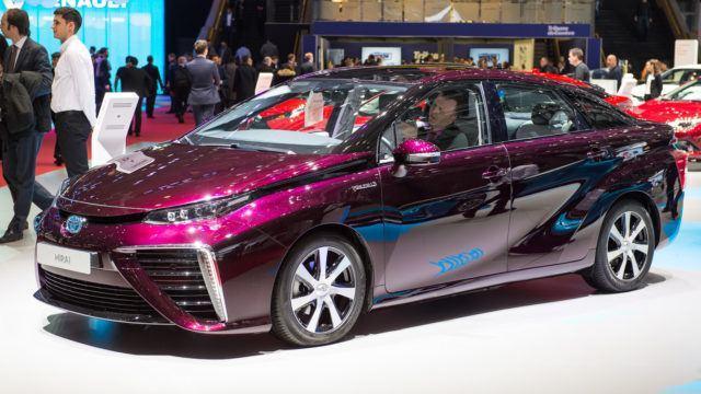 Fortune: Toyota ja Volvo mukana 50 maailmanmuutosyrityksen listalla