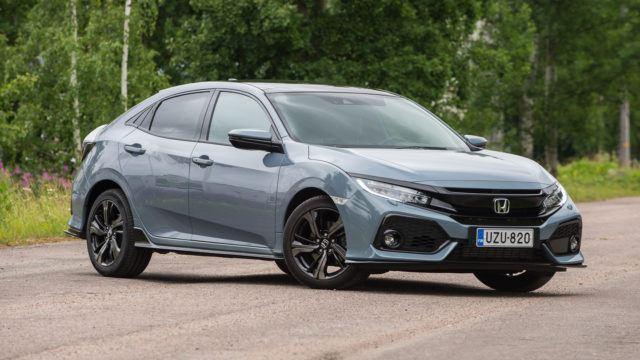 Koeajo: lisää luonnetta – Honda Civic 5D 1.5