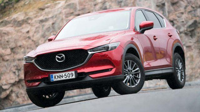 Koeajo: pehmoilijan päivitykset – Mazda CX-5
