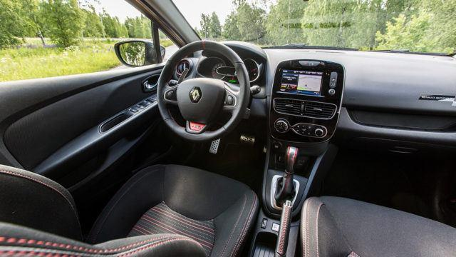 Renault Clio RS TCe 200