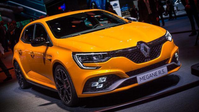 Megane Rs 2017 >> Levea Ja Komea Renault Megane Rs Markkinoiden Nayttavin