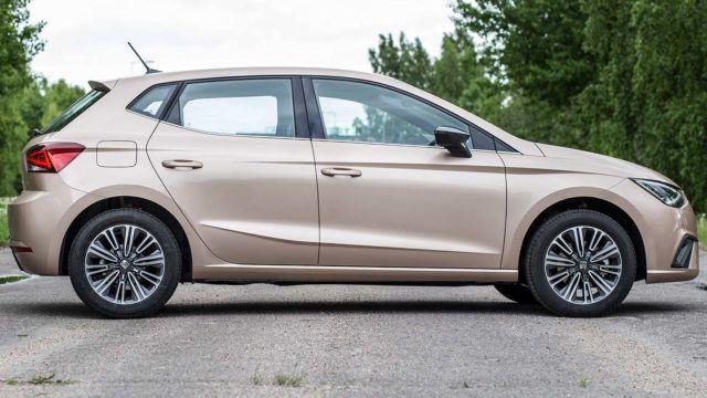 Koeajo: vakuuttava kaikilta osin – Seat Ibiza 1.0 Eco TSI 115 Start Moving Edition