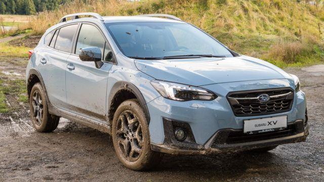 Maistiainen: koko sukupolvensa esikoinen – uusi Subaru XV