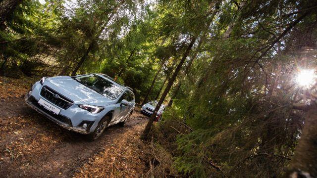 Koeajo: Subaru XV 2.0i Summit – Varmasti huippua kohti