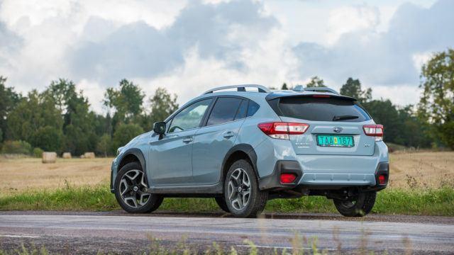Subaru XV 2.0i Summit