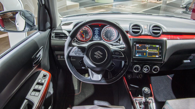 Suzuki Swift Sport >> Suzuki Swift Sport Hilpea Ja Helppo Pikkusportti