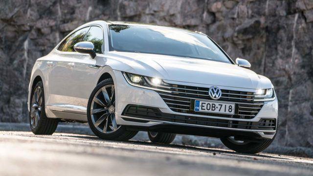 Koeajo: Volkswagenin iso urheilusedan kääntää päät – Volkswagen Arteon