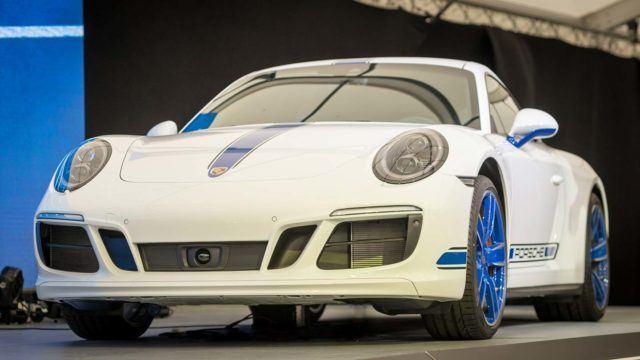 Porsche 911 Suomi100