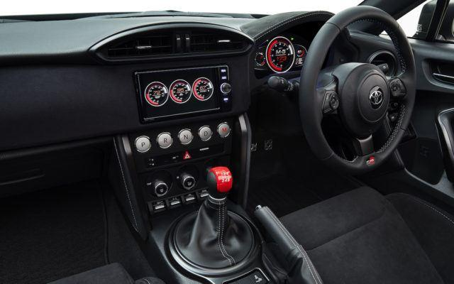 Toyota GR HV Sports concept konsepti