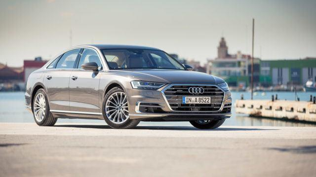 Koeajo: Audi A8 50 TDI quattro – kenties kaikkien aikojen teknisin auto