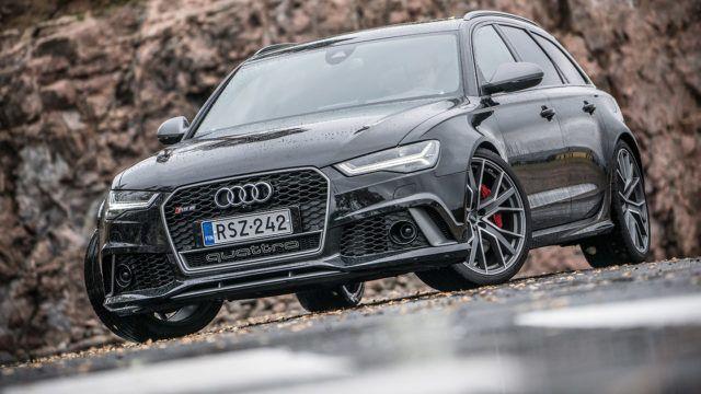Koeajo: Ukkosen jumala – Audi RS 6 Performance