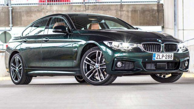 Koeajo: piilotetut parannukset – BMW 430i