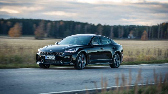 Maistiainen: Kia Stinger GT – parempi kuin Audi tai BMW