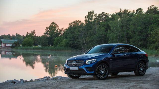 Koeajo: Mercedes-AMG GLC 43 Coupé 4Matic – kuin Suomen kesä