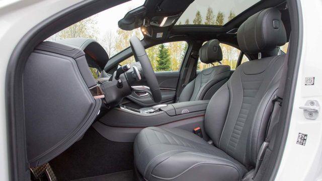 Mercedes-Benz S 400 d