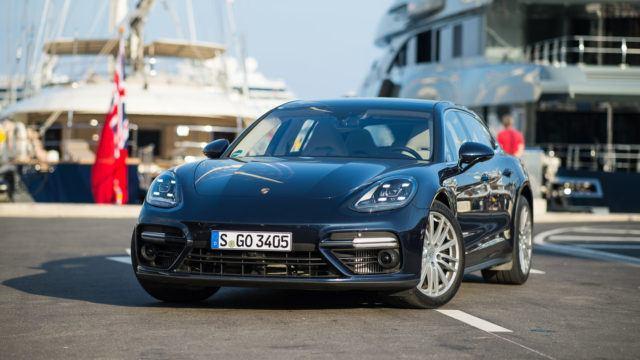 Maistiainen: Porsche Panamera Sport Turismo – vieläkin parempi