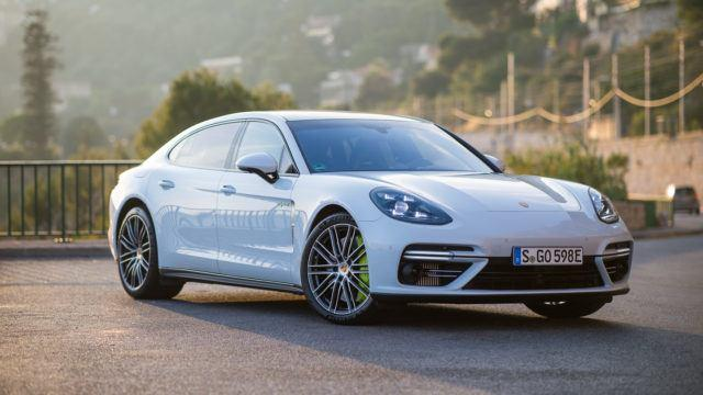Koeajo: 680 hv arkiauto – Porsche Panamera Turbo S E-Hybrid Executive