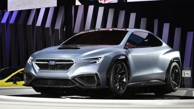 Subaru Viziv Performance WRX STI