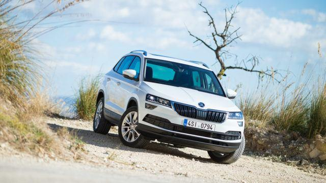 Koeajo: Škoda Karoq – tsekkiläinen takuuhitti