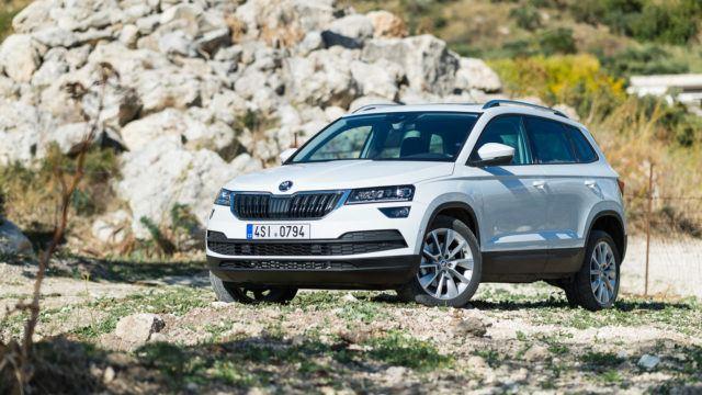 Maistiainen: Škoda Karoq – tutustu seuraavaan autoosi