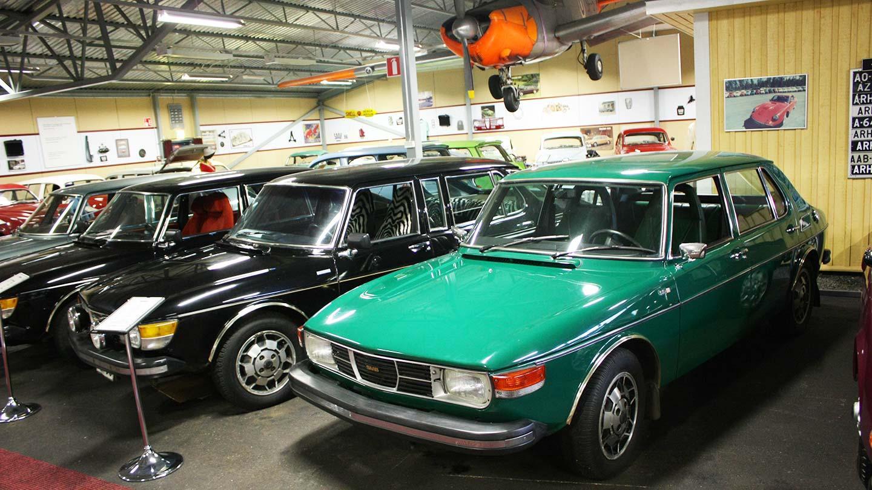 Uusikaupunki Automuseo