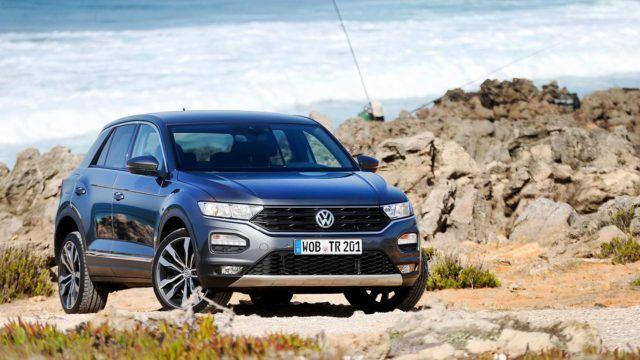 Koeajo: katu-uskottava tulokas – Volkswagen T-Roc