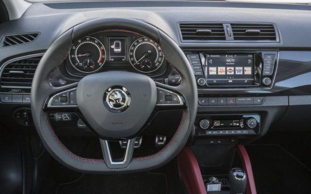 Škoda Fabia Combi 1.0 TSI Monte Carlo