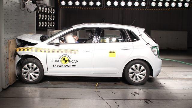 Volkswagen Polo Euro NCAP
