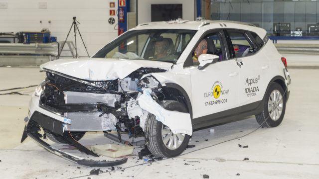 Seat Arona Euro NCAP
