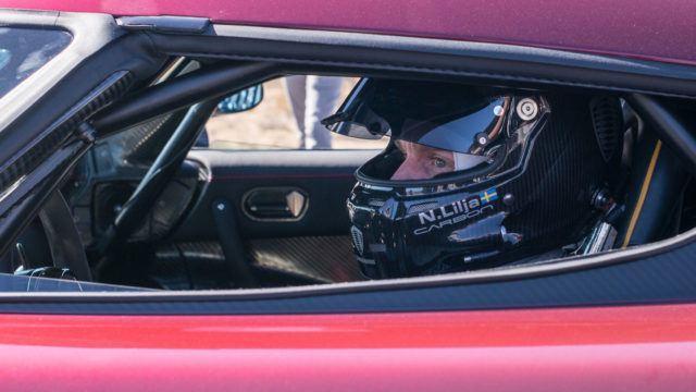 Maailman nopein auto Koenigsegg Agera RS