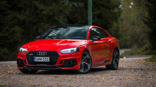 Koeajo: Audi RS 5 – arkeen ja moottoriurheilujuhlaan