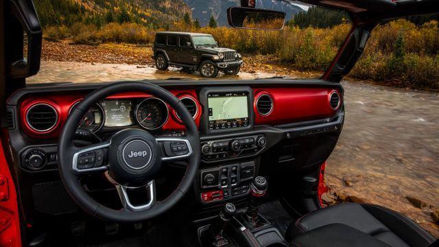 Jeep Wrangler LA Autoshow