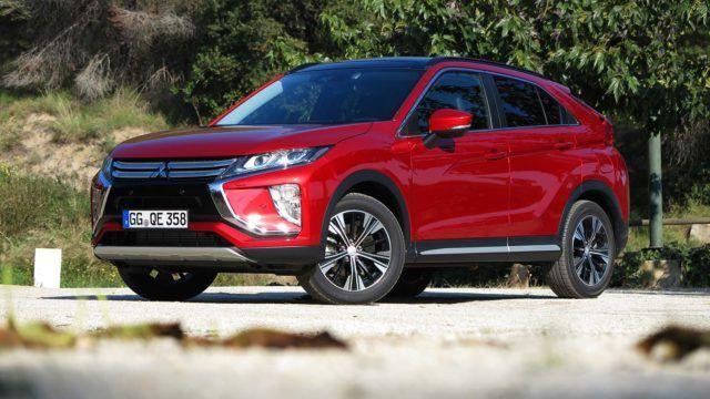 Koeajo: viimeinen aito Mitsubishi? – Mitsubishi Eclipse Cross