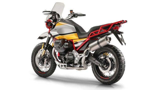 Moto Guzzi V85