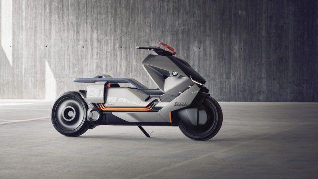 BMW Motorrad Link Concept BMW Vision E3 Way