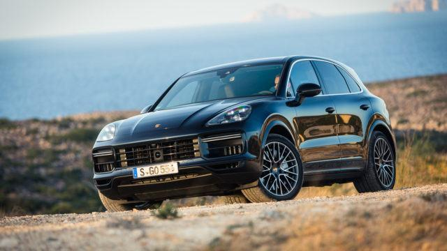 Maistiainen: Porsche Cayenne Turbo – kuka unohti fysiikan lait?