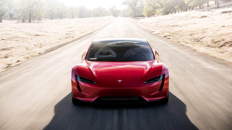 Tesla Sports Car >> Toinen Yritys Sahkosportiksi Tesla Roadster Tulee 2020