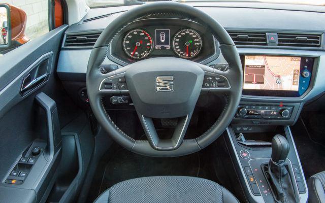 Seat Arona 1.0 EcoTSI 115 DSG Style
