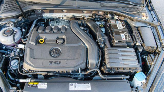 Volkswagen Golf 1.5 TSI EVO BlueMotion Variant Comfortline DSG