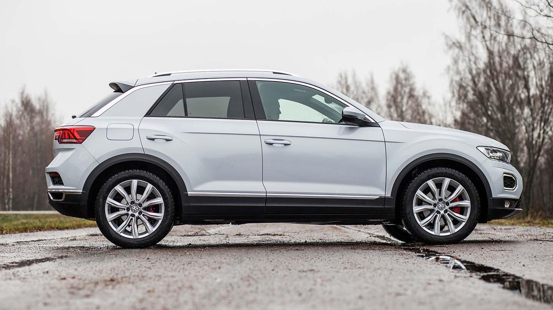 Volkswagen T Roc Sport >> Koeajo Kaupunkimaasturikisa Kiristyy Volkswagen T Roc Sport