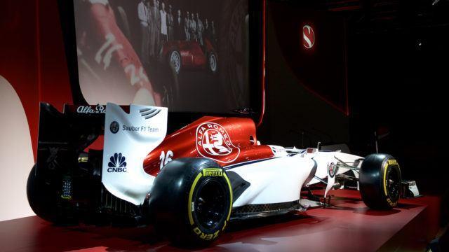 Alfa Romeo Formula 1 palaa Sauber